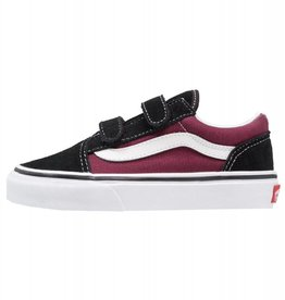 Vans Old Skool Zwart / Bordeaux