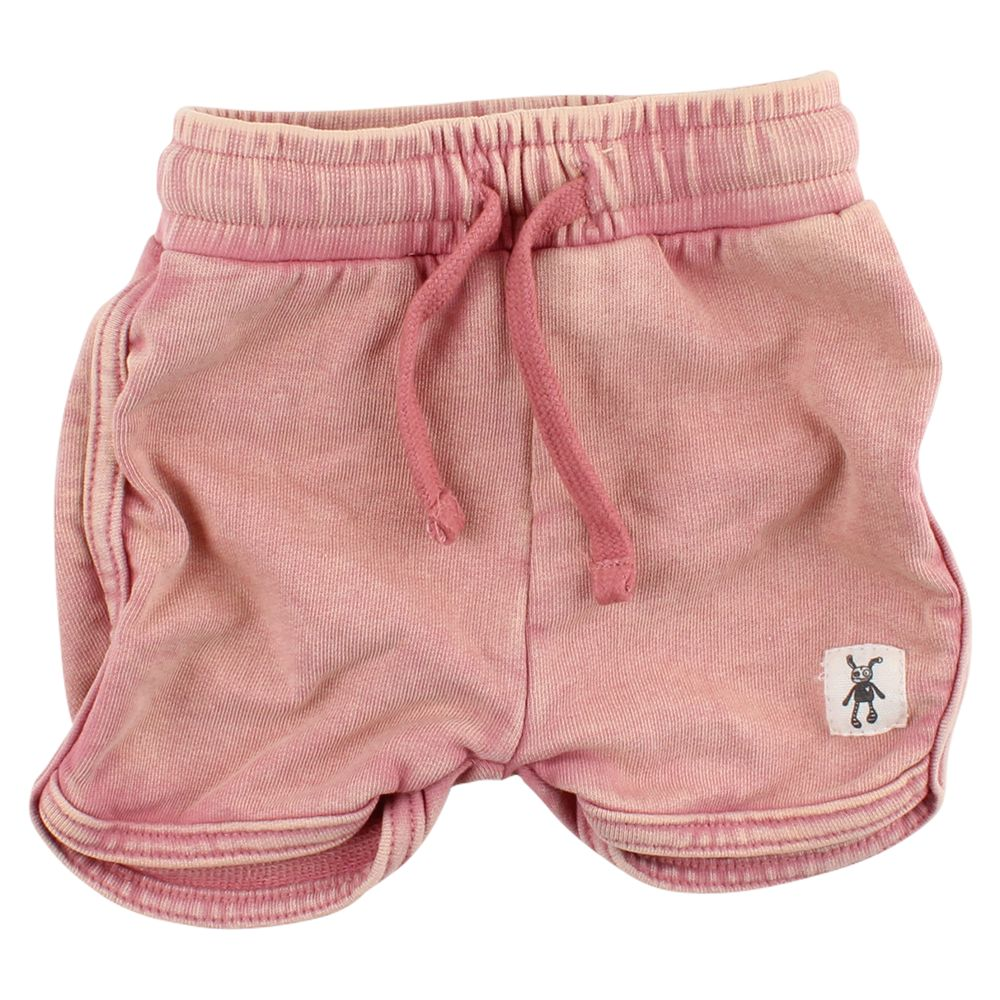 small rags Grace Shorts Dusty Rose