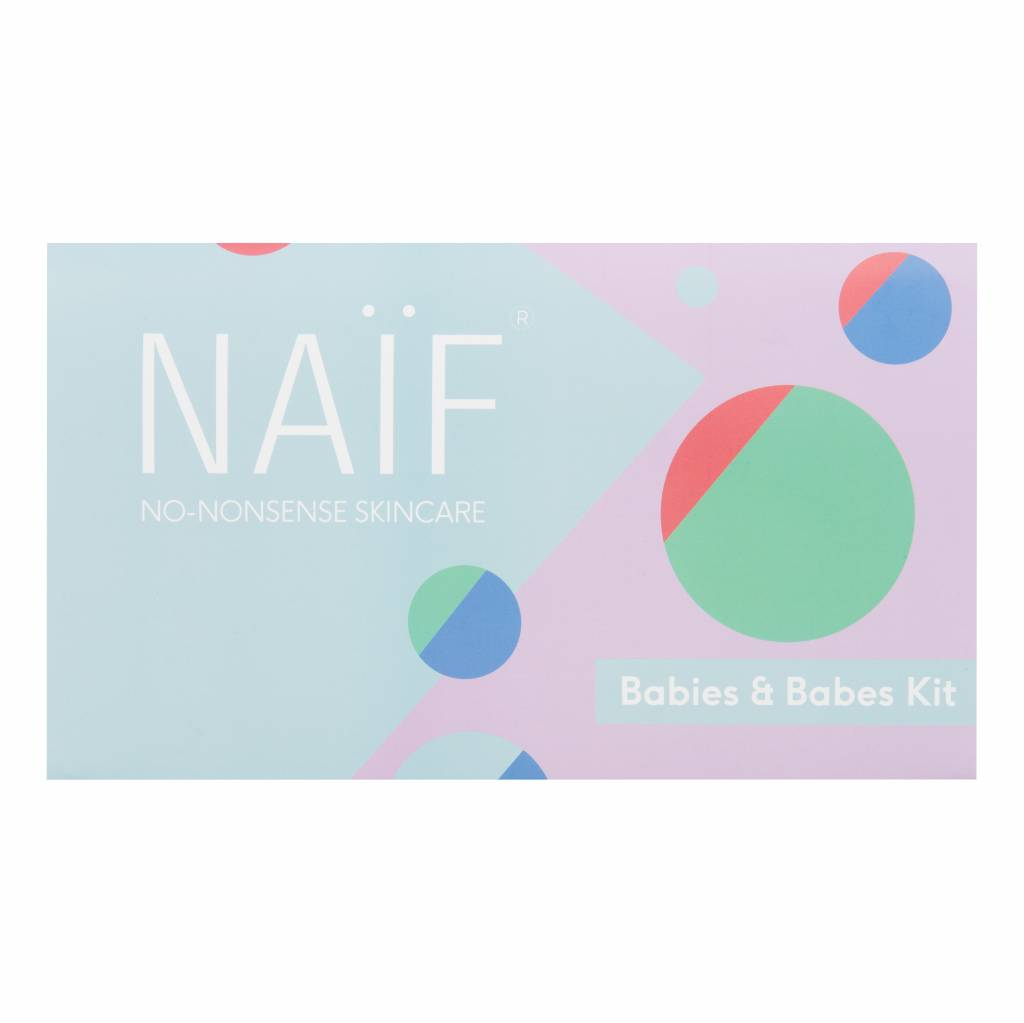 Naïf Newborn Essentials | kit