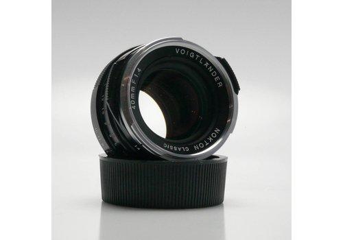Voigtlander Voigtlander 40mm f/1.4