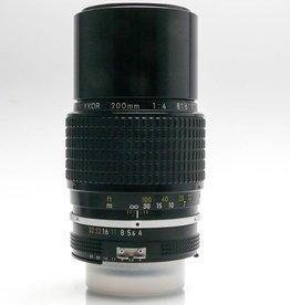 Nikon Nikon Nikkor 200mm f4