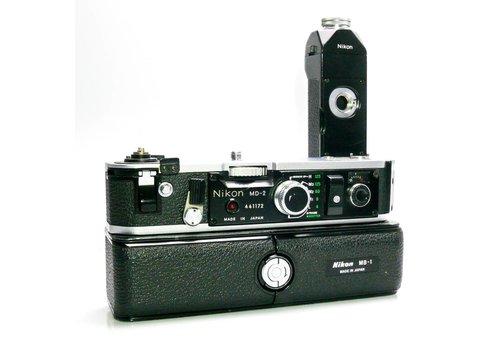 Nikon Nikon MB-1 Grip + MD-2 winder