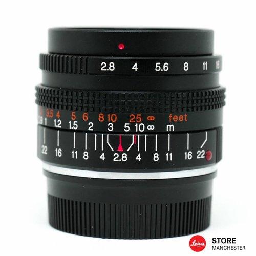 Konica 28mm f/2.8 Hexanon