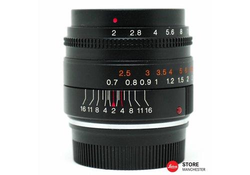 Konica Konica 35mm f/2 Hexanon