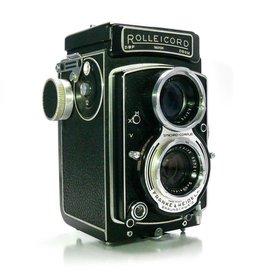 Rollei Rolleicord VA c/w Case & Cap