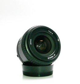 Nikon Nikon 24mm f/2.8 AFD