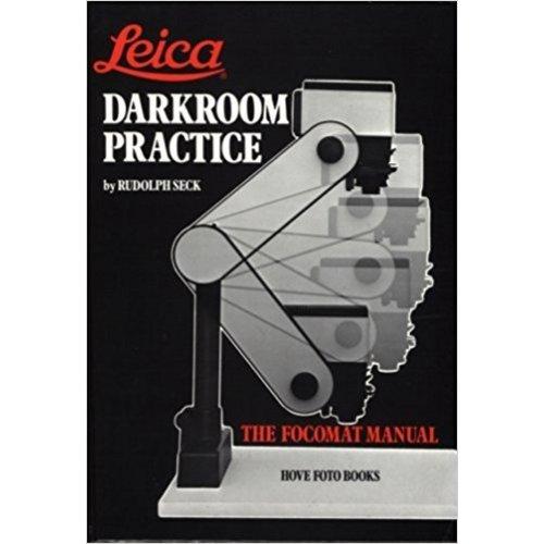 book Leica Darkroom practice - Rudolph Seck
