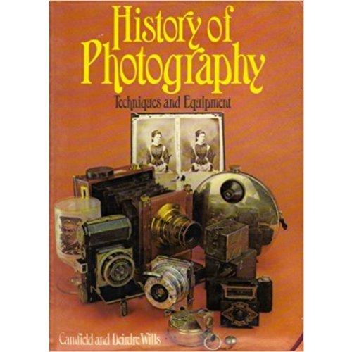 book History of Photography - Camfield & Deirdre Wills