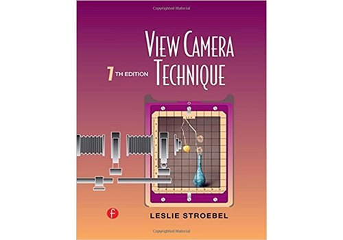 View Camera Technique - L Stroebel
