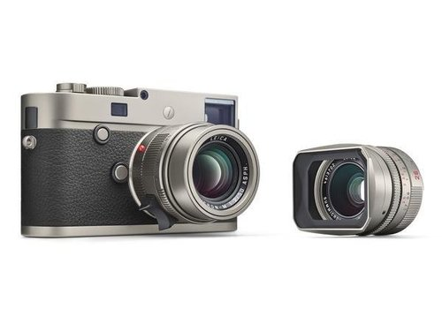"""Leica LEICA M-P (Typ 240) """"TITANIUM"""""""