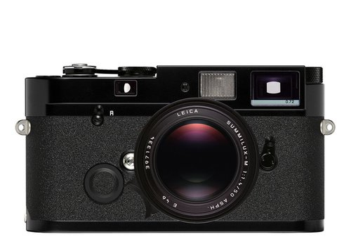 Leica MP 0.72 black paint finish
