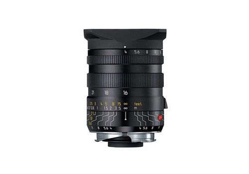 Leica Set TRI-ELMAR-M 16-18-21 mm f/4 with Univ. WA finder M