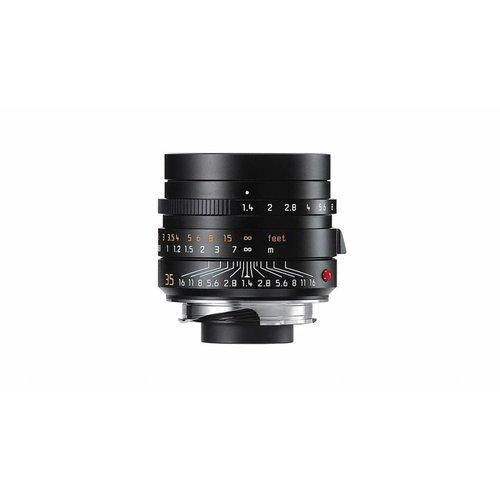 Leica SUMMILUX-M 35 mm f/1.4 ASPH., black anodized finish