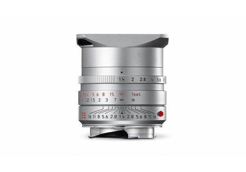 Leica SUMMILUX-M 35 mm f/1.4 ASPH., silver anodized finish