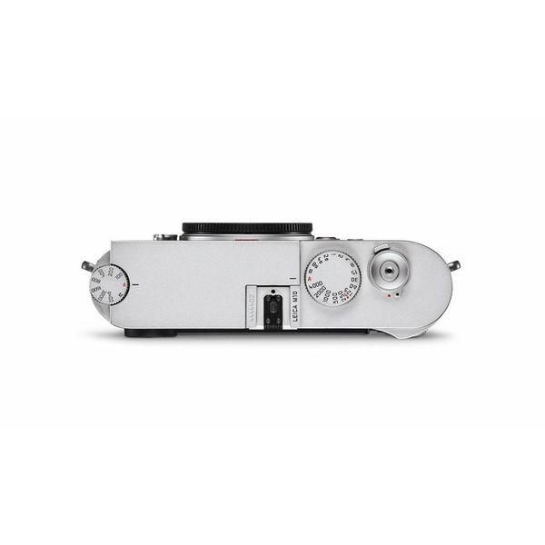 M10 Silver Chrome