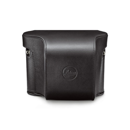 Leica Ever ready case Leica Q (Typ 116), leather, black