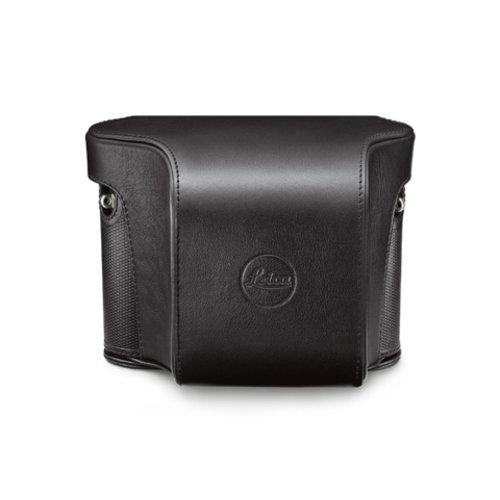 Leica Ever ready case Leica Q (Typ 116), leather, black