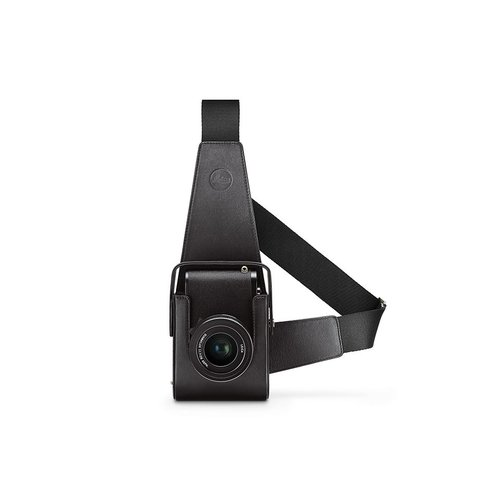 Leica Holster Leica Q (Typ 116), leather, black