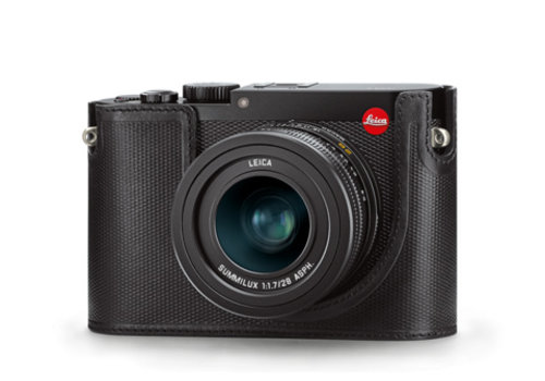 Leica Protector Leica Q (Typ 116), leather, black