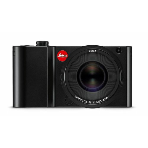 Leica TL2, black anodized finish