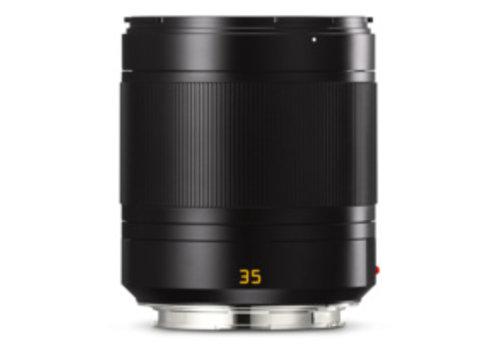 Leica SUMMILUX-TL 35 mm f/1.4 ASPH., black anodized