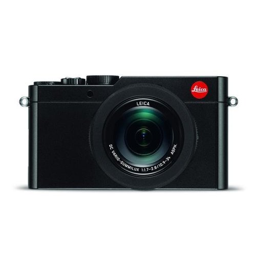 Leica D-LUX (Typ 109), black - Ex Display