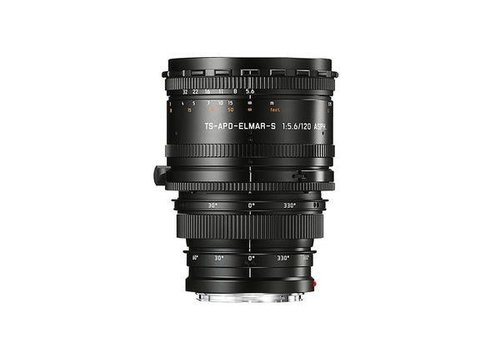 Leica TS-APO-ELMAR-S 120mm f/5.6 ASPH.