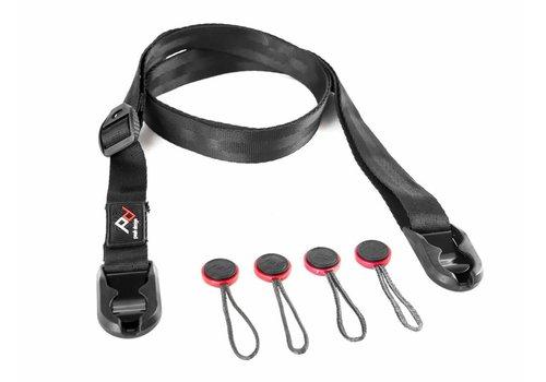 Peak Design Leash Quick-connecting versatile camera strap.