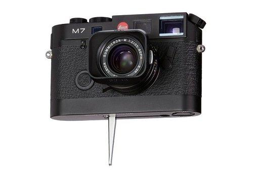Leica LEICAVIT M black chrome finish