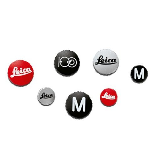 Leica Soft Release Buttons