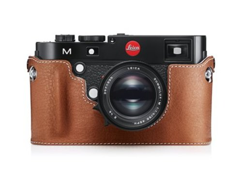 Leica Camera Protector M / M-P (Typ 240) leather