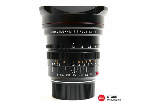 Leica 21mm f/1.4 Summilux ASPH