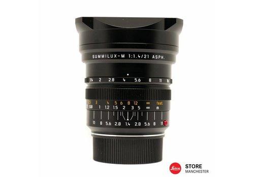 Leica 21mm Summilux-M f/1.4 ASPH