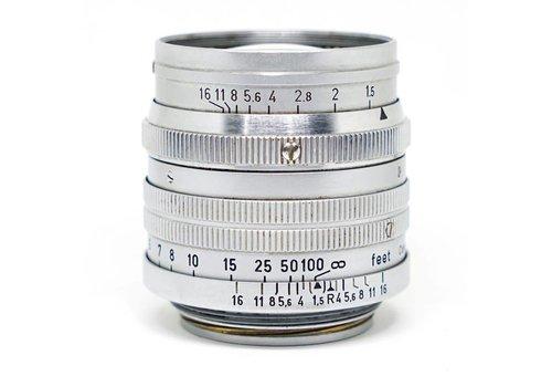 Leica 5cm f/1.5 Summarit Midland