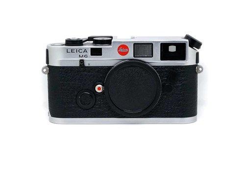 Leica M6 Classic Silver Panda