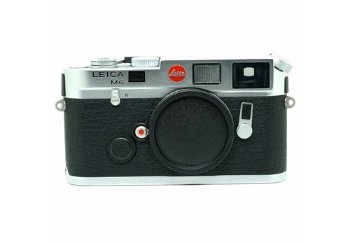 Leica M 6 Classic Silver Chrome