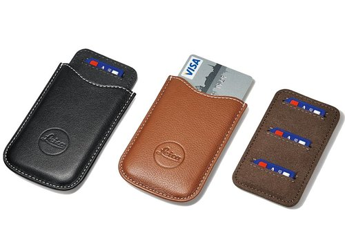 Leica SD and Credit Card Holder