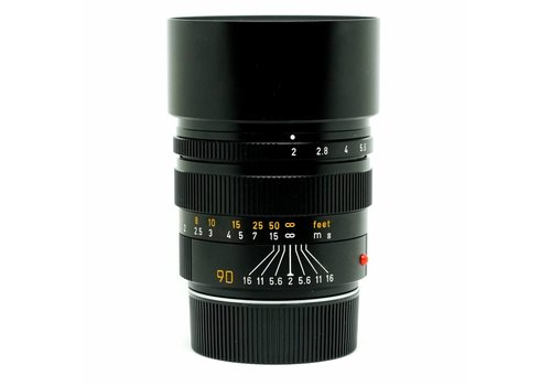 Leica 90mm f/2.0 Summicron