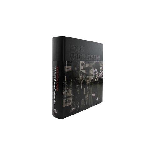 """Leica Book """"Augen Auf!"""" 100 Jahre Leica"""