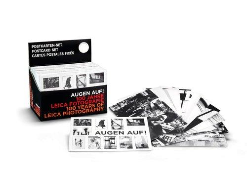 """Leica Postcard-Set """"Augen Auf!"""" (11 pcs)"""