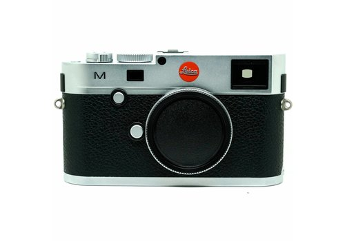 Leica M (Typ 240) Silver Chrome