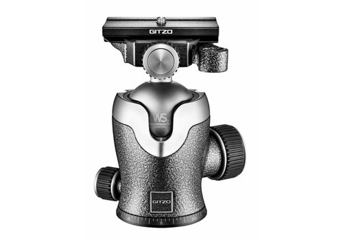 Gitzo Center ball head, quick release, series 3