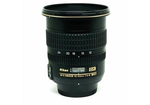 Nikon 12-24mm f/4 G AF-S ED