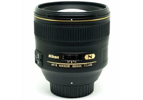 Nikon 85mm f/1.4 AF-S G