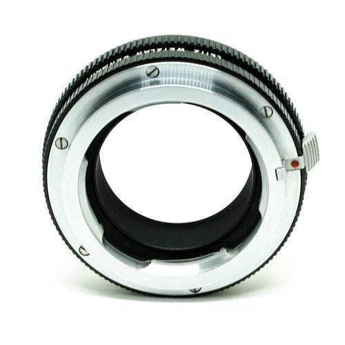 Leica Adapter with Diaphragm simulator