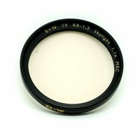 39mm Skylight filter