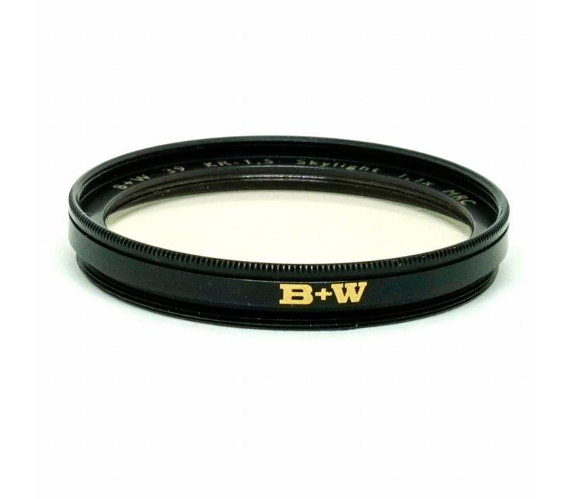 39mm Skylight filter