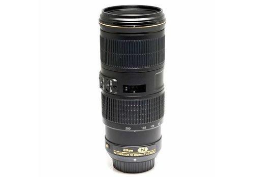 Nikon 70-200mm f/4 VR