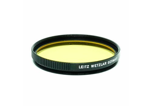 Leica 55mm Yellow Filter