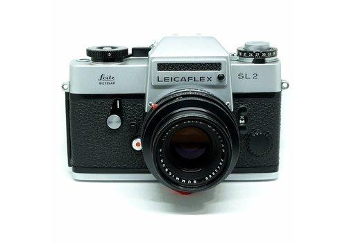 Leica SL2 Leicaflex Silver + 50mm Summicron